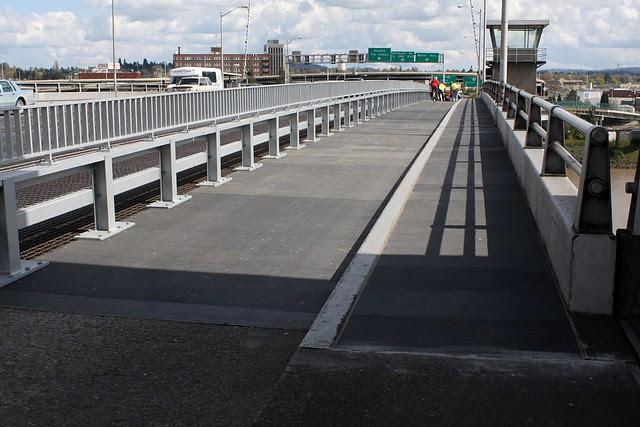 Morrison Bridge, Spring 2010