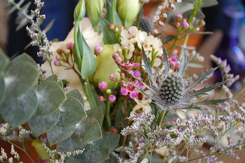 Flowers from Coriander Girl