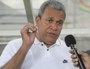 Hélio dos Anjos - técnico do ABC (Foto: Fabiano de Oliveira)