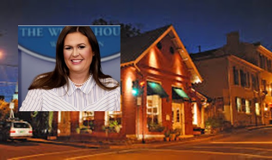 Restaurant Owner Kicks Sarah Sanders and Family Out of Restaurant - Uncle Sam's Misguided Children