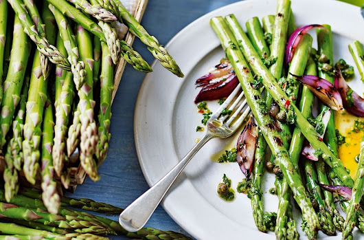 Wine Pairings & Asparagus four ways: simple, tasty dishes to serve at your next gathering