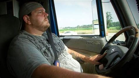 Truck Driver Lays Down the Law to Illinois Police Trooper