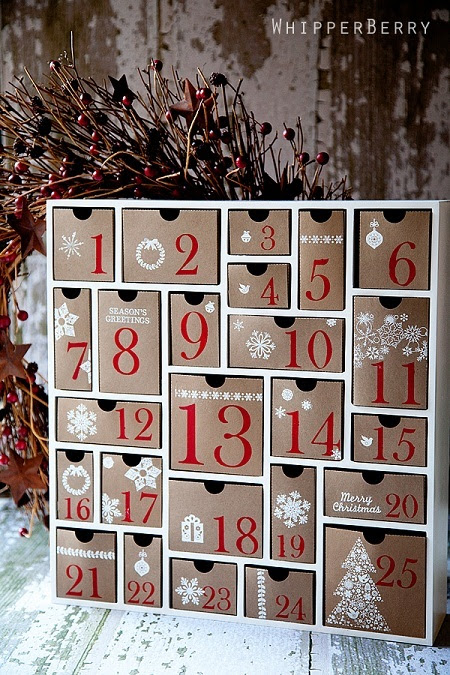 christmas advent calendar ideas 9