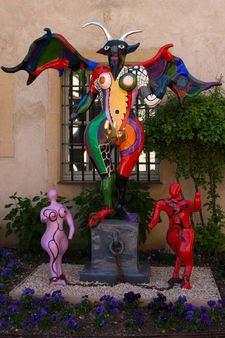 Niki de Saint-Phalle (3)