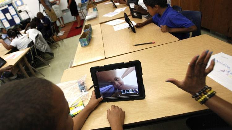 LAUSD and iPads