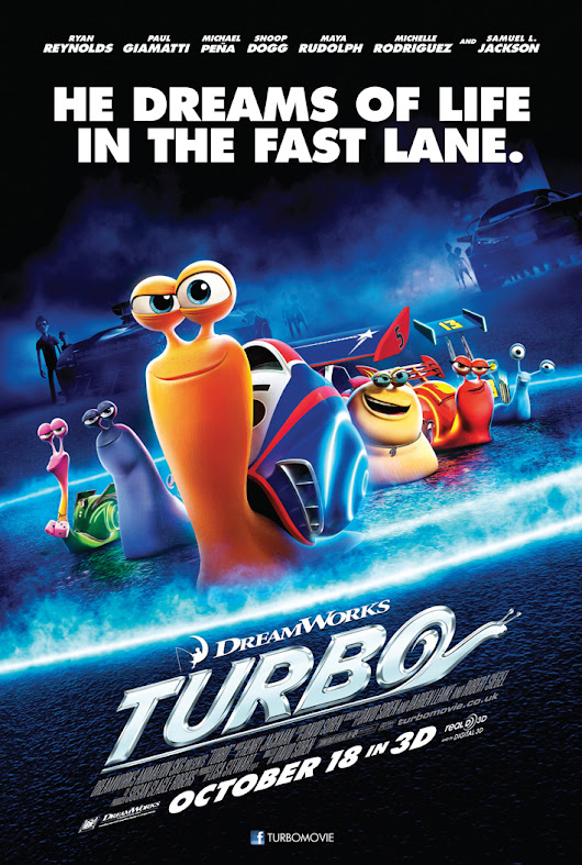 "Review | A ""Turbo"" Charged Treat for Half Term (PG)"