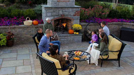 Outdoor Entertaining All Year Long