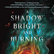 ARC Review & GIVEAWAY: A Shadow Bright and Burning (Kingdom on Fire #1) by Jessica Cluess