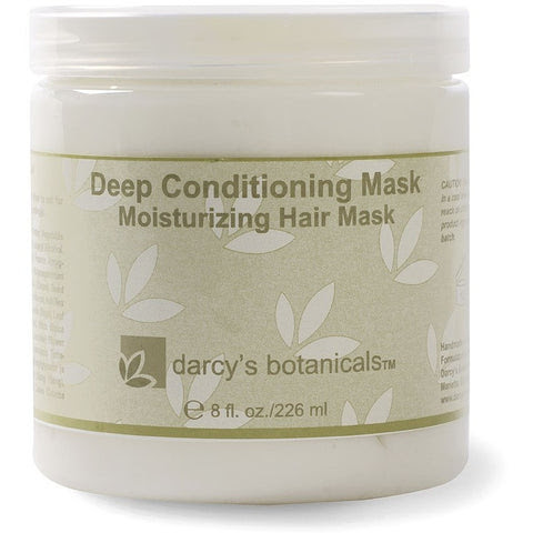 Darcy's Botanicals -Deep Conditioning Mask - Size 8oz