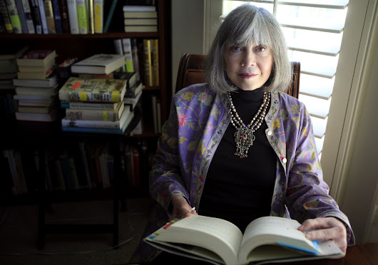 Anne Rice talks about reviving vampire creations in 'Prince Lestat'