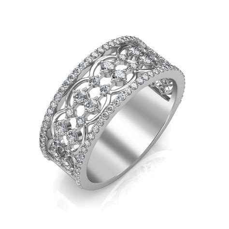 The Imperial Diamond Ring   Diamond Jewellery at Best
