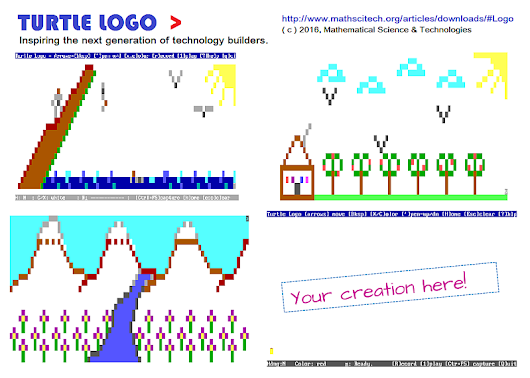 Teaching pre-school children to program: a 'Turtle Logo' in Forth « Mathematical Science & Technologies