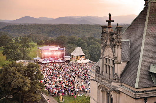 2017 Biltmore Concert Series Events in Asheville, N.C.