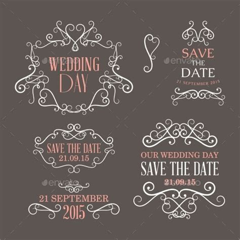 20  Wedding Labels Templates   Sample Templates