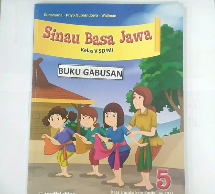 Pembahasan soal bahasa inggris kelas 10 chapter 2 task 5 halaman 25 saifullah id. Buku Bahasa Jawa Kelas 2 Sd Kurikulum 2013 Kami