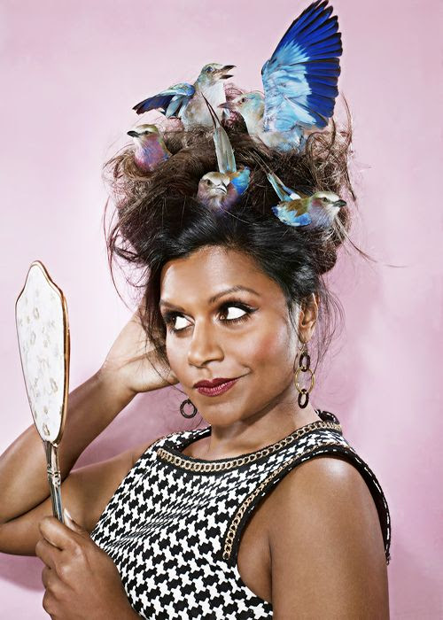 Mindy Kaling – coté writes