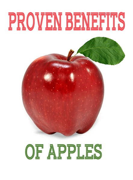 Proven Benefits Of Apples & FREE eBook