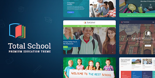 Download Total School - Primary, Secondary & High School Education WordPress Theme nulled | OXO-NULLED