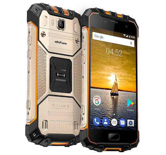 Ulefone Armor 2 rugged smartphone with 5-inch 1080p display, 6GB RAM, 4700mAh battery announced
