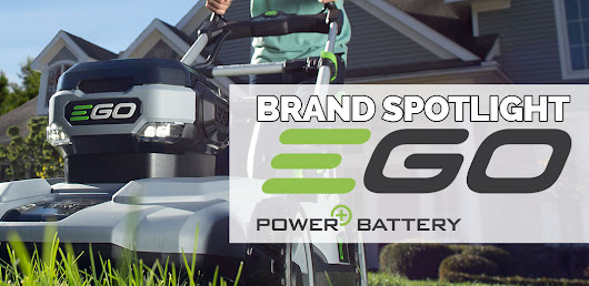 EGO: Battery Powered Tools That Dominate The Competition - Koopman Blog