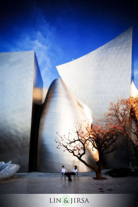 Walt Disney Concert Hall Weddings