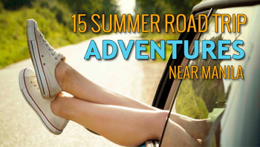 15 Must-Try Road Trip Adventures Near Luzon this Summer! | Journey Insider