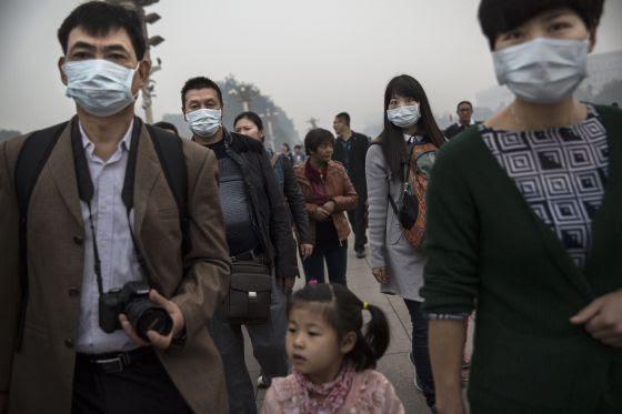medioambiente en China