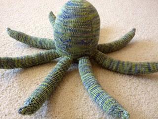 Octopus- Sleepy Eyes