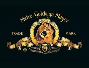 Logomarca do estúdio Metro Goldwyn Mayer