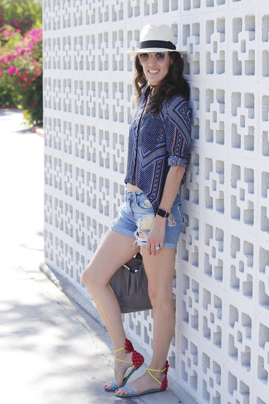 Palm Springs Travel Diary Part 2 - Accessories Gal Blog by E.Kammeyer
