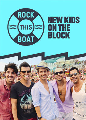Rock this Boat: New Kids on the Block - Season 1