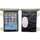 "Aleratec Water-Resistant Pouch with Speaker for Ipad, Other 10.1"" Tablet"