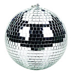 Visual Effects MB16 16 in. Disco Professional Mirror Ball
