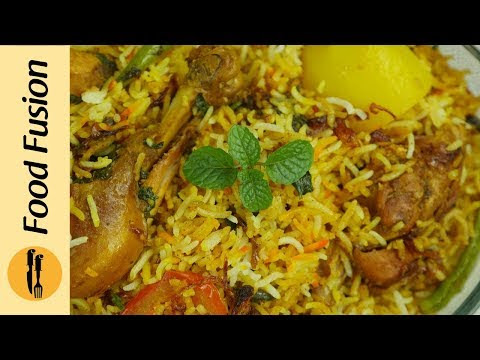 Bombay Briyani Recipe with Homemade Masala By Food Fusion