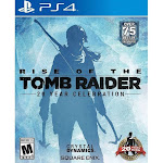 Rise of the Tomb Raider 20 Year Celebration [PS4 Game]