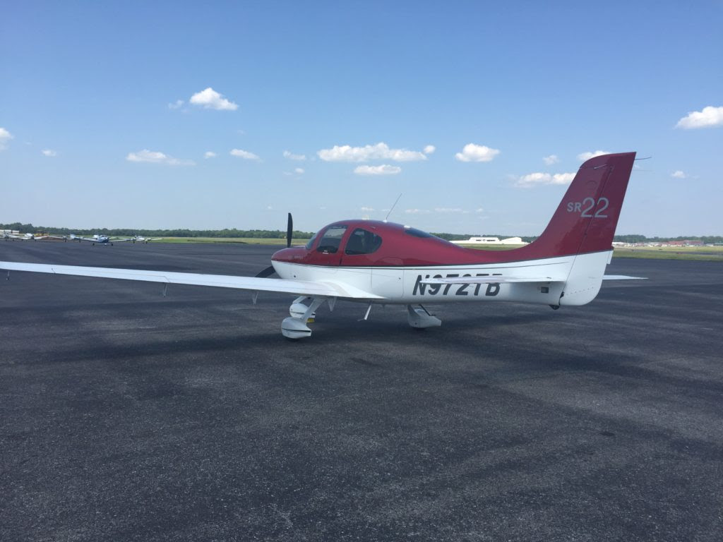 N972TB - 2011 Cirrus SR22 | Wings of Eagles Aviation