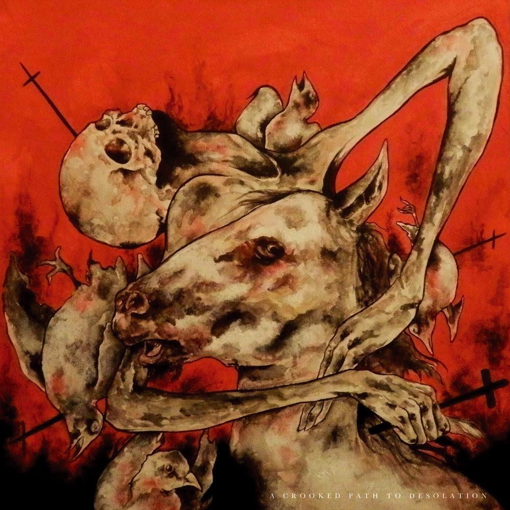 http://records.eisenton.de/album/a-crooked-path-to-desolation