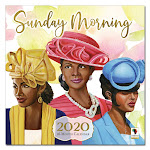 2020 Sunday Morning African American Calendar