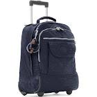 Kipling Sanaa Rolling Backpack - True Blue