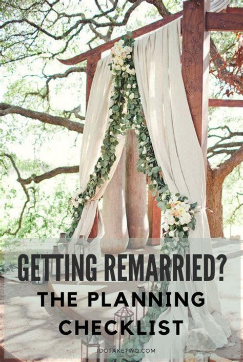 Second Marriage Ceremony   Wedding Ideas   Wedding