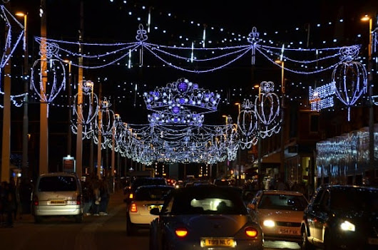 Your Quick Guide to Blackpool Illuminations if you've not been before