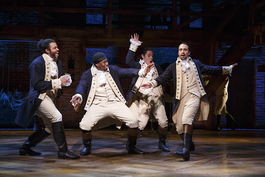 Hamilton, The King and I Among Reasons for Improved Ethnic Diversity on NYC Stages