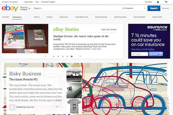ebay design today