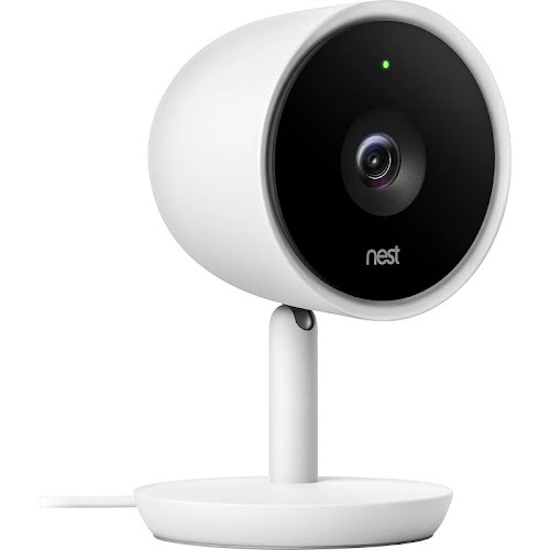 Nest Cam IQ Network Camera - 8 MP - 1080p - Day/Night - 2 Pack
