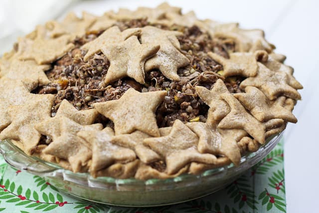 Rustic Turkey Meat Pie