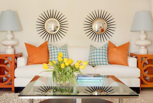 Glenwood Residence eclectic living room