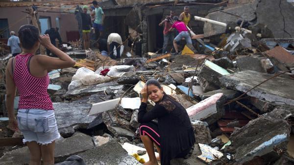 Más de 60.000 haitianos se encuentran en refugios (AP)
