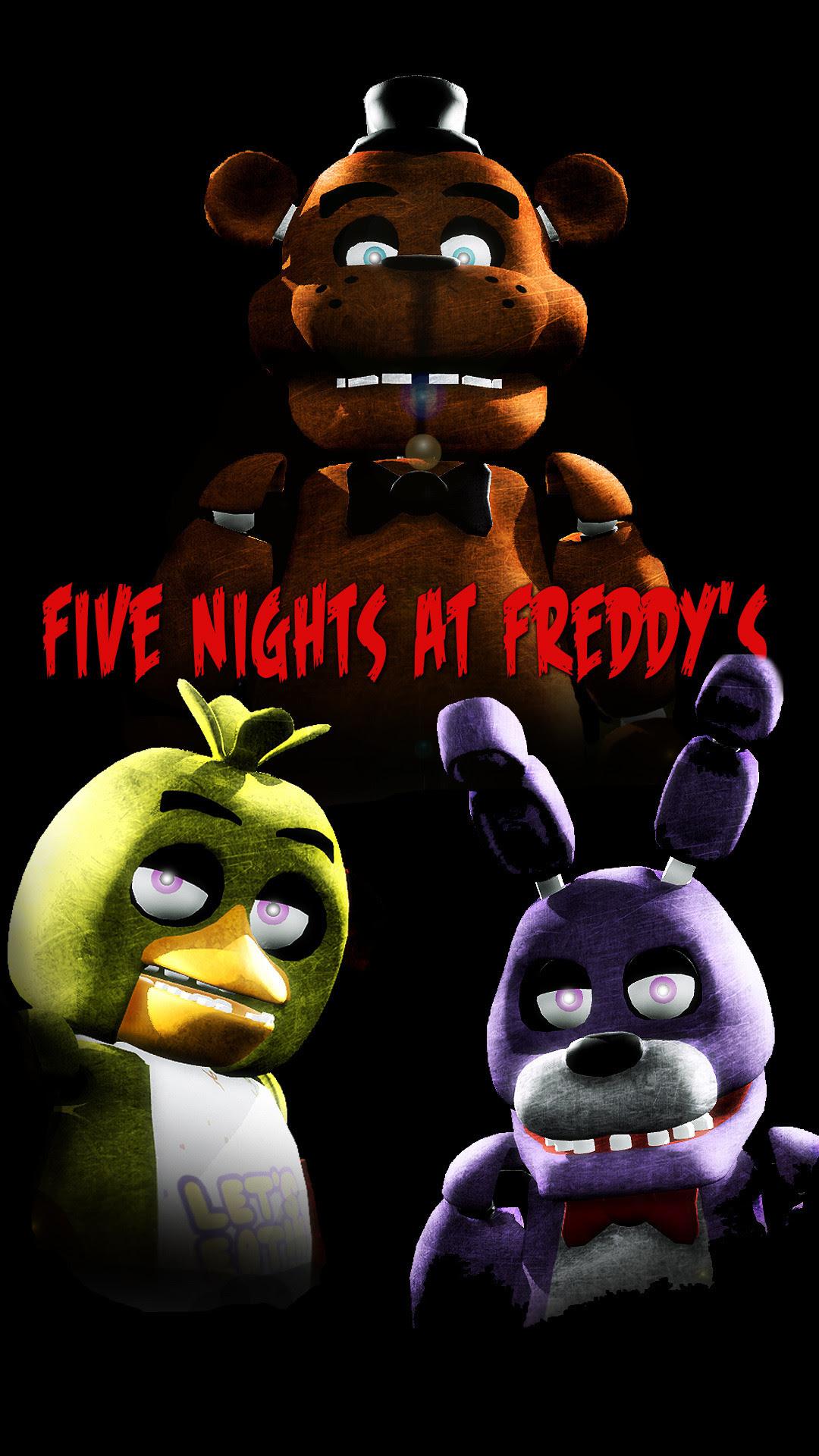 Freddy Fazbear Wallpaper 82 Images