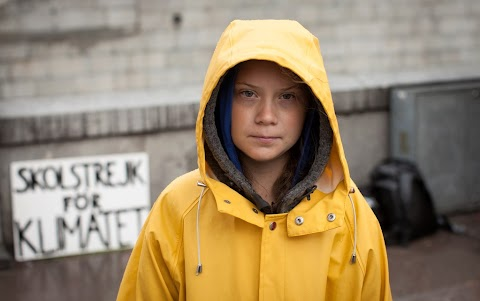 CLIMATE CHANGE IS STEALING OUR CHILDREN'S FUTURES