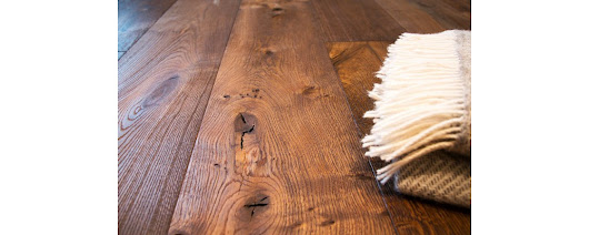 Smoked Oak Flooring | The Natural Floor with Character